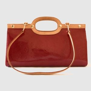 Louis Vuitton Monogram Ruxbury Drive Vernis Bag